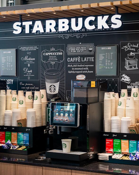 Starbucks Västerås Meny
