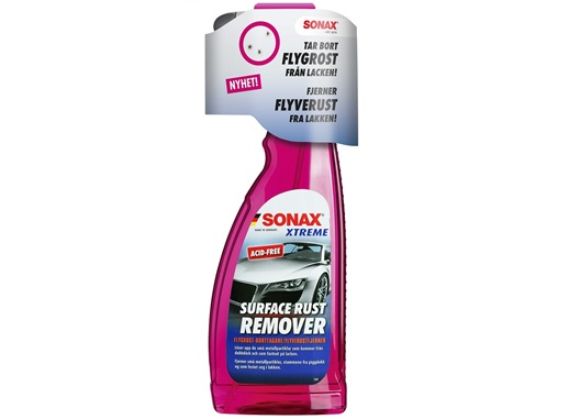 Sonax Xtreme Surface Rust Remover 750 ml