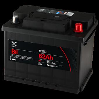 OKQ8 Bilbatteri SX 62Ah