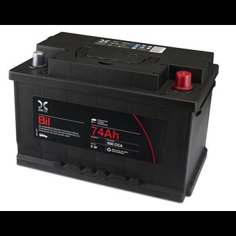 OKQ8 Bilbatteri SX 74Ah