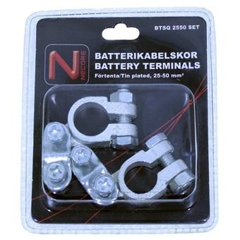 Necore Batterikabelskor