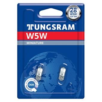 Tungsram W5W 12V 5W
