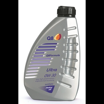 Q8 Formula Ultra SAE 0W 30