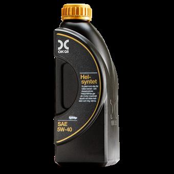 OKQ8 Helsyntet SAE 5W 40 1 liter