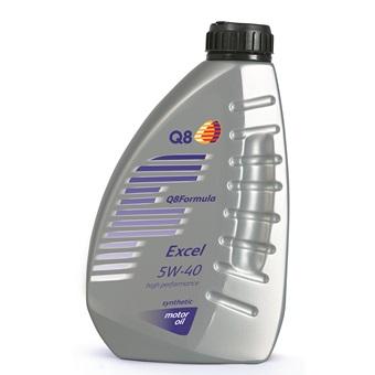 Q8 Formula Excel SAE 5W 40 1 liter
