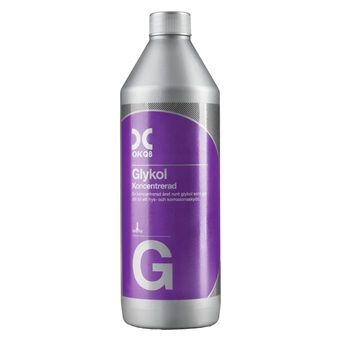 OKQ8 Glykol Koncentrerad 1L