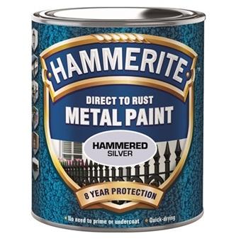 Hammerite Hammarlack Silver 250 ml