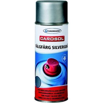 Hagmans Falgfarg Silvergra 400 ml