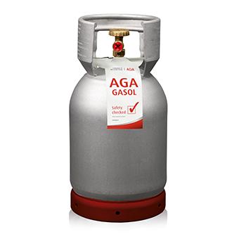 AGA PA6 Aluminium