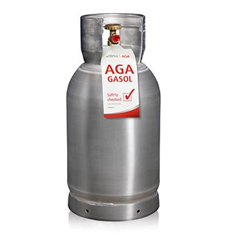 AGA PA11 Aluminium
